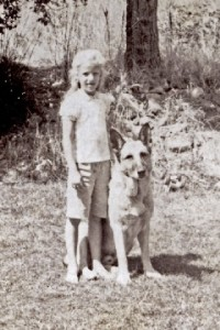 Adrienne Hardin started training dogs early on